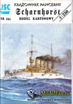 JSC 254 - Battlecruiser SMS Scharnhorst