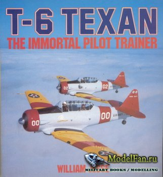 Osprey - Colour Series - T-6 Texan. The Immortal Pilot Trainer