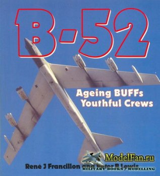 Osprey - Colour Series - B-52 Ageing BUFFs Youthful Crews