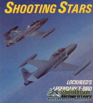 Osprey - Colour Series - Shooting Stars. Lockheed's Legendary T-Bird