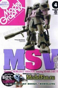 Model Graphix №4 (281) 2008