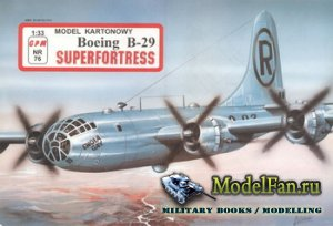 GPM 076 - Boeing B-29 Superfortress