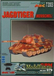 GPM 079 - Jagdtiger (Henschel)