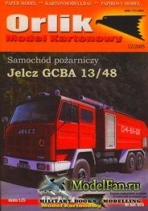 Orlik 024 - Jelcz GCBA 13/48