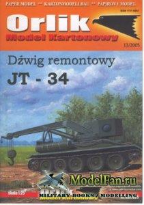 Orlik 025 - JT-34