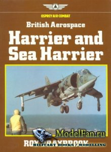 Osprey - Air Combat - British Aerospace Harrier and Sea Harrier
