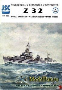 JSC 282 - Destroyer Z 32