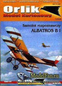 Orlik 035 - Albatros B I
