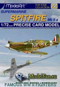 ModelArt - Spitfire Mk.IIa