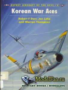 Osprey - Aircraft of the Aces 04 - Korean War Aces