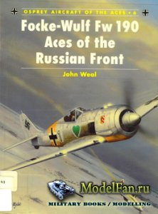 Osprey - Aircraft of the Aces 06 - Focke-Wulf Fw 190 Aces of the Russian Fr ...