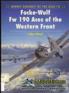 Osprey - Aircraft of the Aces 09 - Focke-Wulf Fw 190 Aces of the Western Fr ...