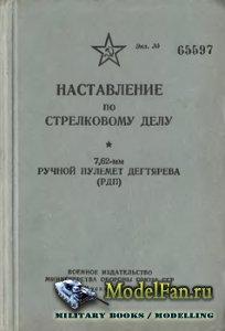 Инструкции по отечественному боевому оружию - Пулеметы