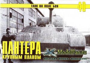Торнадо - Танк на поле боя №40 - Пантера крупным планом (Часть 2)