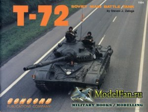 Concord 1004 - T 72 Soviet Main Battle Tank