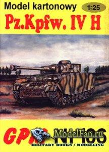 GPM 106 - Pz.Kpfw. IV Ausf. H
