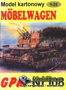 GPM 108 - Flakpanzer IV Mobelwagen