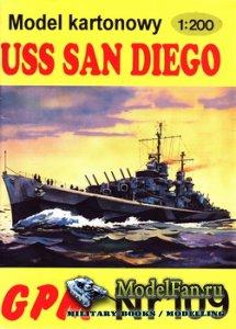 GPM 109 - USS San Diego