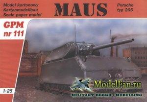 GPM 111 - Maus