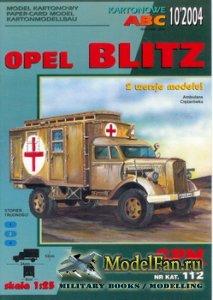 GPM 112 - Opel Blitz