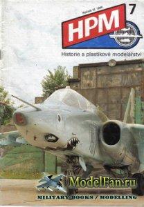 HPM (Historie a plastikove modelarstvi) №7 1996