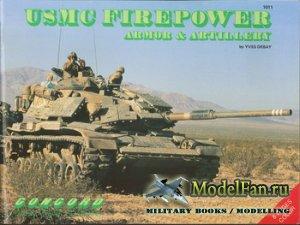 Concord 1011 - USMC Firepower Armor & Artillery