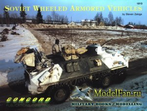 Concord 1013 - Soviet Wheeled Armored Vehicles