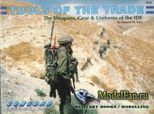 Concord 1016 - Tools of the Trade - The Weapons, Gear & Uniforms of the IDS