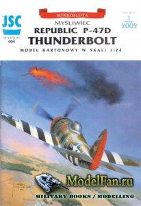 JSC 604 - Republic P-47D Thunderbolt