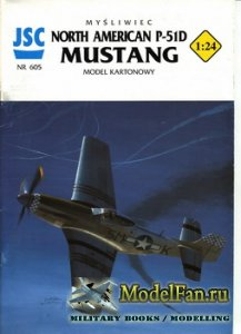 JSC 605 - North American P-51D Mustang