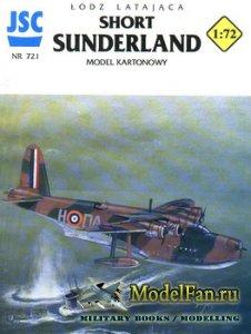 JSC 721 - Short Sunderland