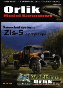 Orlik 058 - Zis-5
