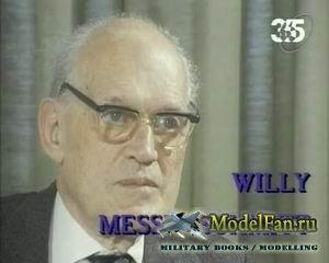Вилли Мессершмитт. Пионер авиации и мастер легких конструкций