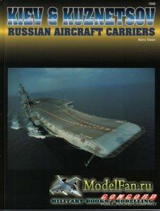 Concord 1040 - Kiev & Kuznetsov. Russian Aircraft Carriers