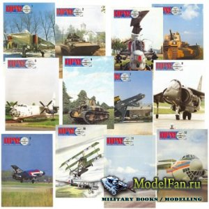 HPM (Historie a plastikove modelarstvi) журналы за 1997 год