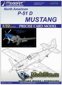 ModelArt - P-51D Mustang (Petie 2ND)