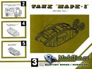 Военно-историческая серия №2 - Mark.I