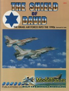 Concord 2015 - The Shield Of David. The Israel Air Force Into The 1990s