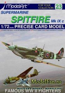 ModelArt - Spitfire Mk.IXc