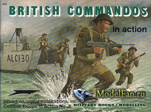 Squadron Signal (Combat Troops) 3008 - British Commandos