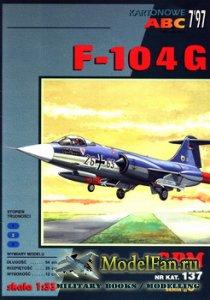 GPM 137 - F-104G (растровый и векторный варианты)