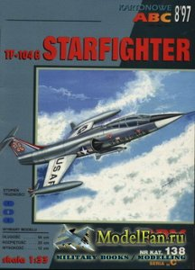 GPM 138 - TF-104G Starfighter