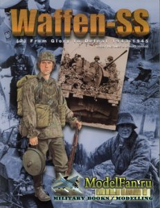 Concord 6502 - Waffen-SS (2) From Glory to Defeat (1943-1945)