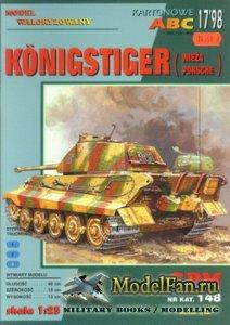 GPM 148 - Konigstiger (Porsche Turret)