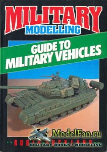 Military Modelling Guide to Military Vehicles (Robin Buckland)