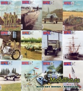 HPM (Historie a plastikove modelarstvi) журналы за 1999 год