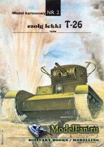 ModelCard №2 - Т-26