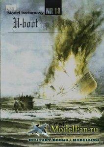 ModelCard №18 - U-boot typ IX C/40