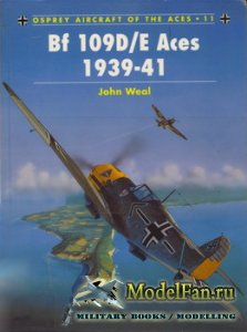 Osprey - Aircraft of the Aces 11 - Bf 109D/E Aces 1939-41