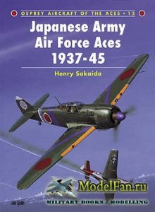 Osprey - Aircraft of the Aces 13 - Japanese Army Air Force Aces 1937-45